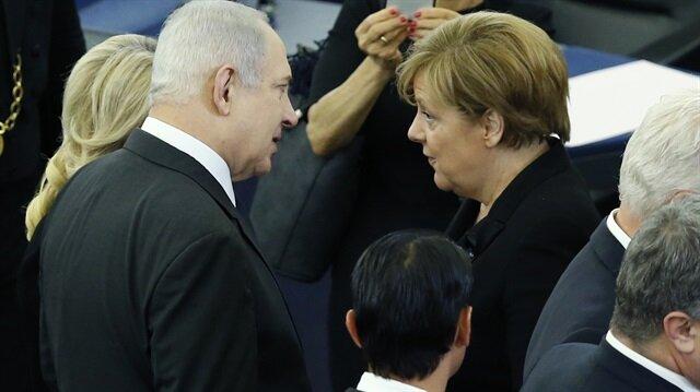 Almanya'dan İsrail'e tepki