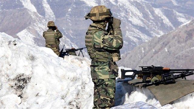 استشهاد جندي تركي في هجومٍ شنه إرهابيو