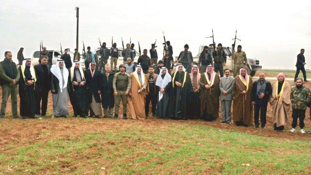 Ceyş el-Aşayir (Aşiretler Ordusu) adını alan birlik, Fırat'ın doğusunda PKK işgalindeki bölgelerde görev alacak.