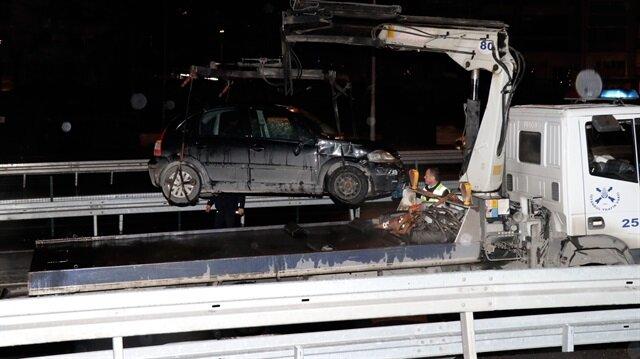 Avrasya Tüneli'nde öldürülen kişi suç makinesi çıktı