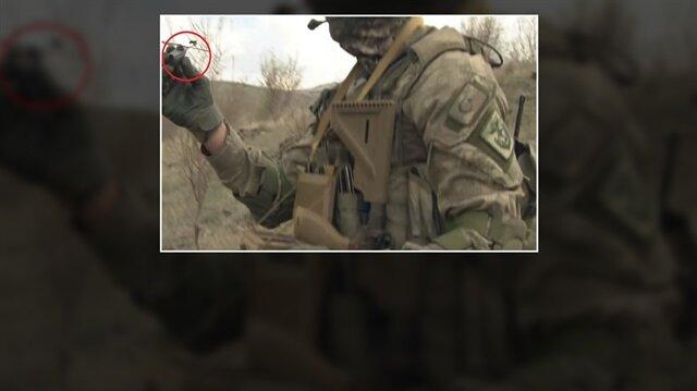 TSK, terör operasyonlarında 'eşek arısı' olarak anılan mini drone'ları kullanmaya başladı.