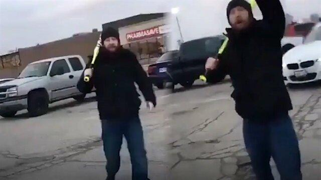 'Sakallı olduğu için' saldırıya uğradı!