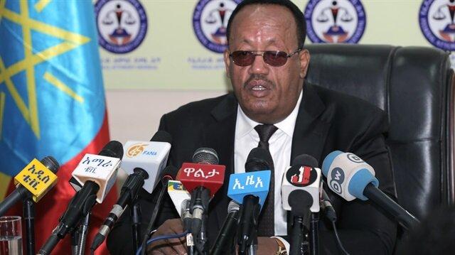 Attorney General Getachew Ambaye