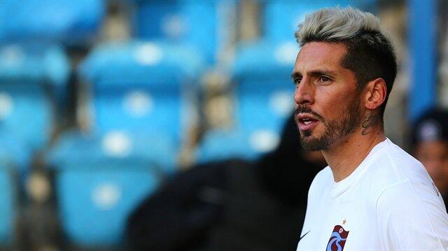 Jose Sosa'nın bonservisi artık Trabzonspor'da
