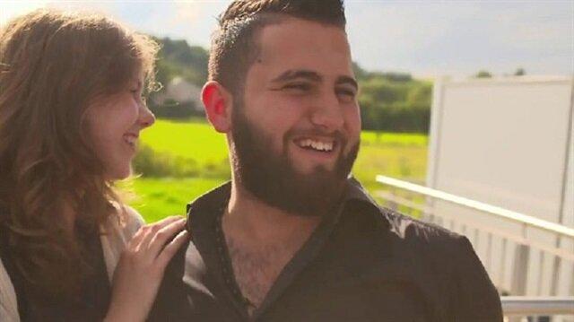 قصة حب شاب سوري وفتاة ألمانية تشغل المجتمع الألمانيّ