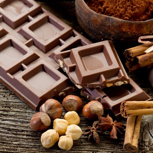 Tarihi garda çikolata festivali