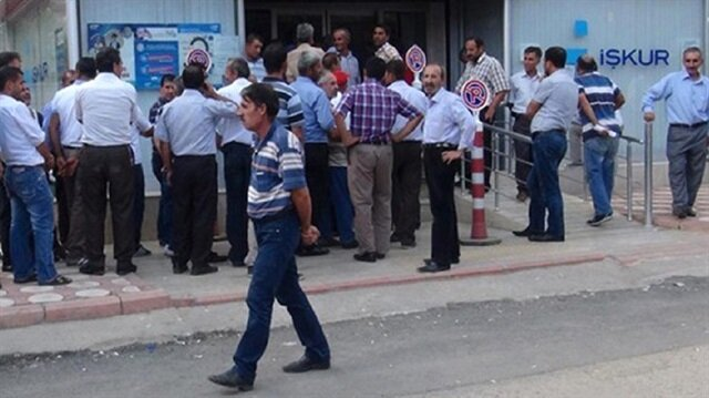البطالة في تركيا تنخفض بنسبة 1.5 نقطة خلال أكتوبر الماضي