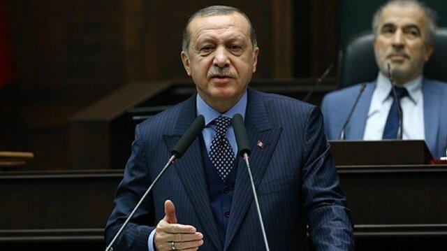 Erdoğan: Turkey to 'destroy' terror nests in Syria