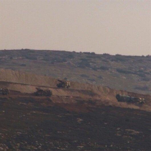 Namlular<br>Afrin'e çevrildi