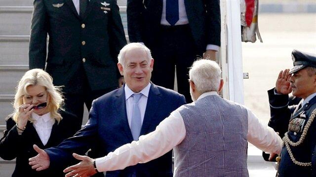 بعد زيارة نتنياهو للهند.. خط جوّي بين البلدين يمرّ فوق السعودية