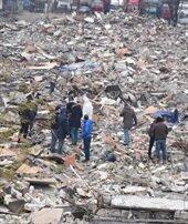 İstanbul'un göbeğindemolozların içinden çıktı