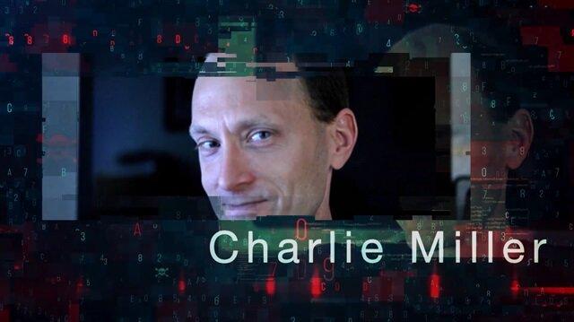 iPhone'u ve Jeep'i hackleyen Charlie Miller