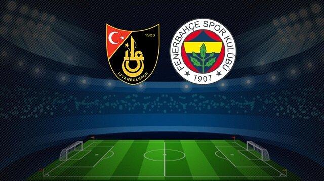 İstanbulspor─Fenerbahçe