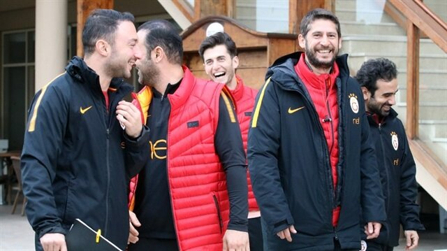 Hasan Şaş'tan 'Sneijder' esprisi