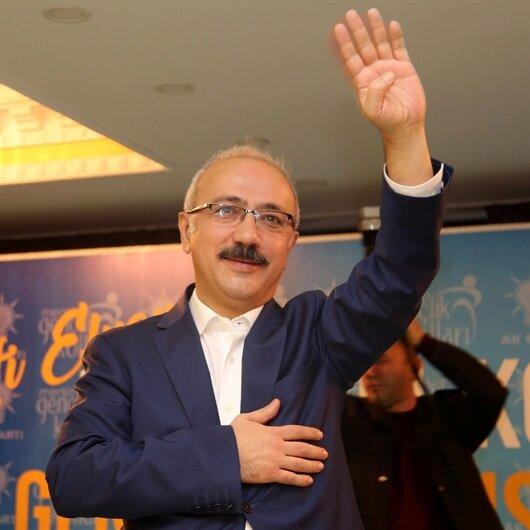 YÖK Başkanı Saraç'tan Bakan Elvan'a teşekkür