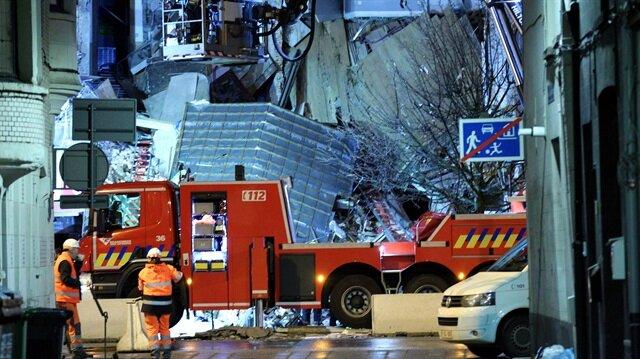 Belgium blast wounds at least 20