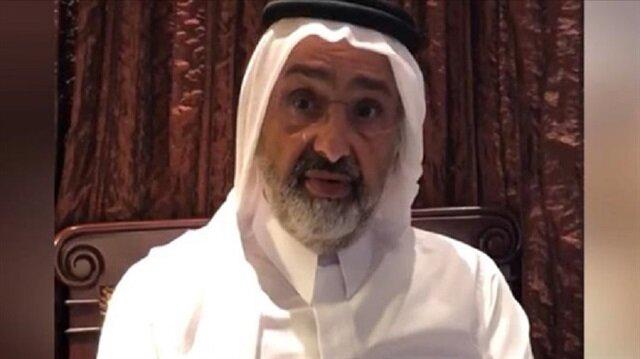 شقيق الشيخ عبدالله آل ثاني يكشف دخوله المستشفى بعد رفض أبوظبي مغادرته
