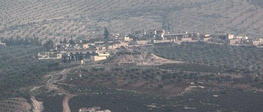Afrin'de göç başladı