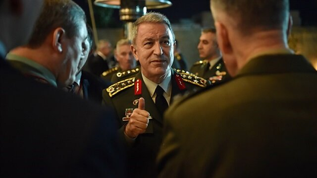 Turkey's military chief to attend NATO meeting