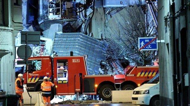 إصابة 14 جراء انفجار غير إرهابي في بلجيكا