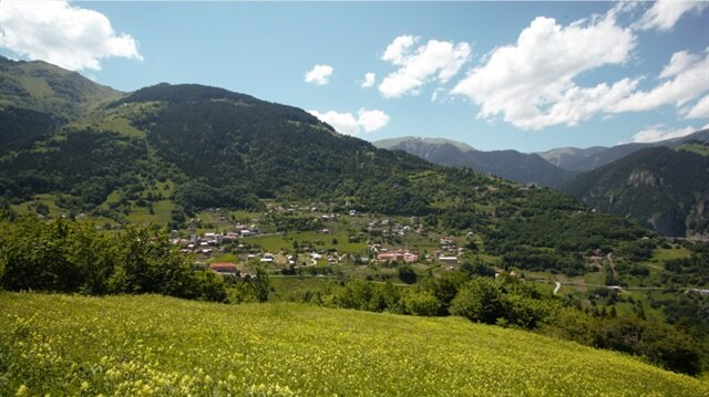 Turkey's Trabzon delights visitors with natural beauty