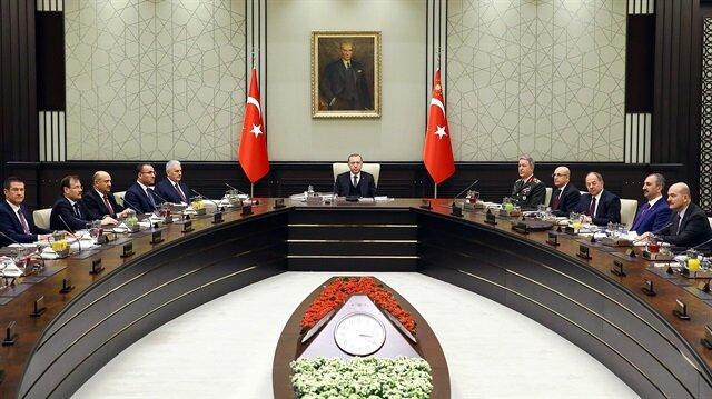 Top civil-military leadership meet in Ankara