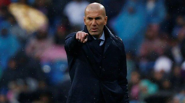 Zidane: Onsuz bir Real Madrid düşünemiyorum
