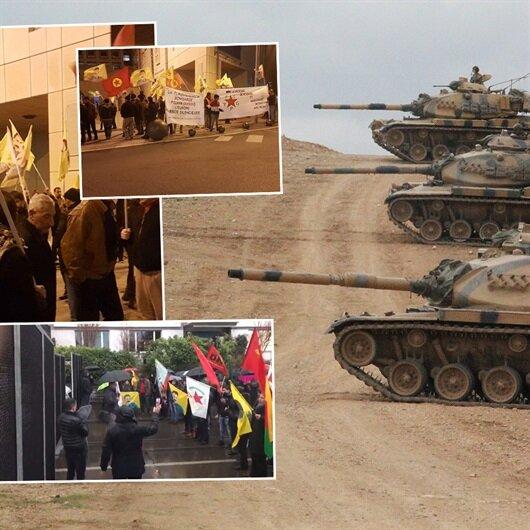 Afrin'i hazmedemediler!