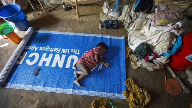 Rohingya refugees at risk from cyclone season: UNICEF
