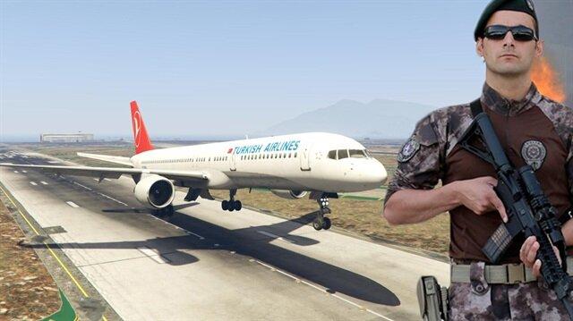 Yeni dönem başlıyor: PÖH uçaklarda görev alacak