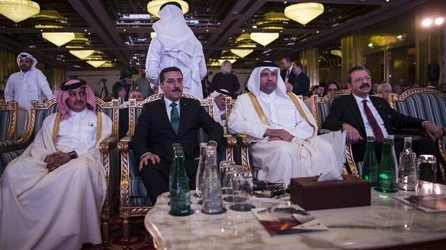 ملتقى اقتصادي تركي قطري يطلق أعماله في الدوحة