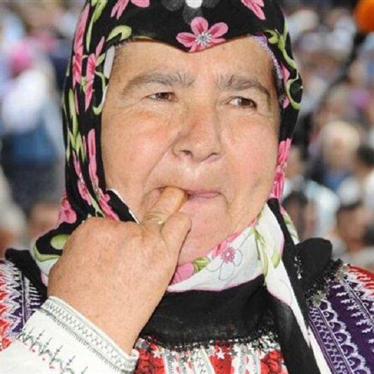 Kuş dilinin ustası Nazmiye Teyze vefat etti