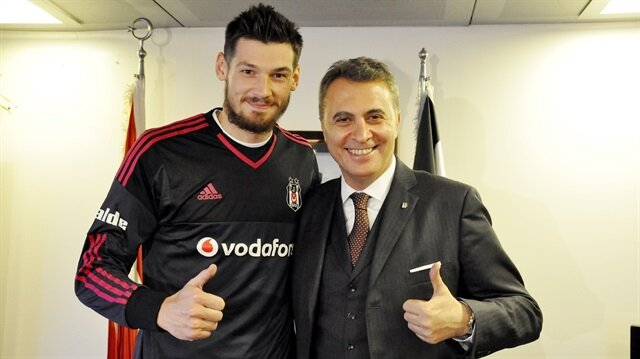 Beşiktaş'ta Boyko krizi Vida'yı engelledi
