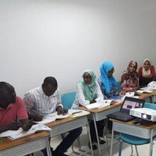 """السودان قبلة الطلاب الأتراك لتعلّم """"العربية"""""""