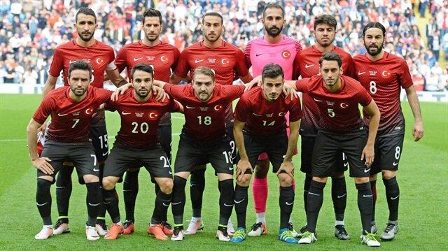 Türkiye FIFA sıralamasında bir sıra yükseldi