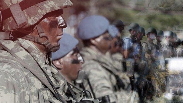PKK'nın korkulu rüyası mavi bereliler sınırda