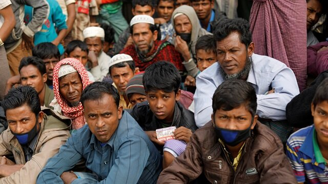 More Rohingya flee Myanmar as Bangladesh prepares to start repatriation