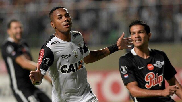'Robinho ile görüşüyoruz'