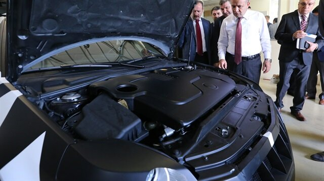 Suyun motoru otomotiv üretiminin geleceğidir