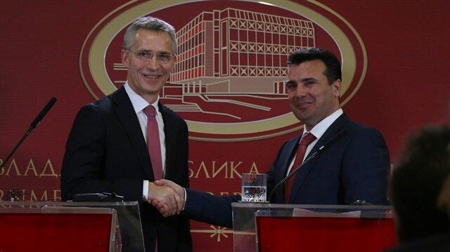 'Makedonya'nın NATO'nun 30. üyesi olmasını bekliyoruz'