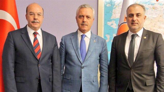 AK Parti'de 3 İl Başkanlığa atama