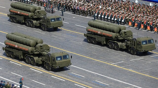 Rusya, Çin'e S-400 sevkiyatına başladı