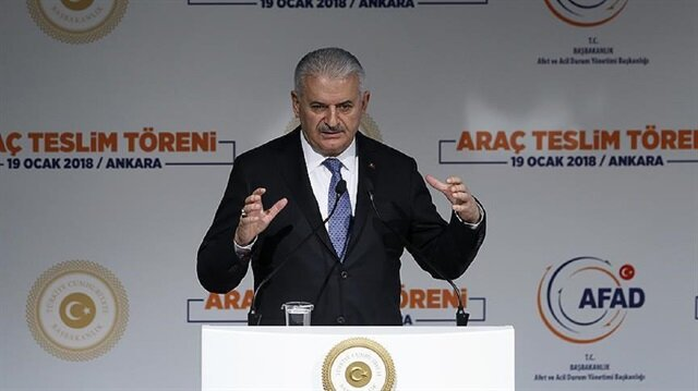 No threats to Turkey will be tolerated: Turkish PM