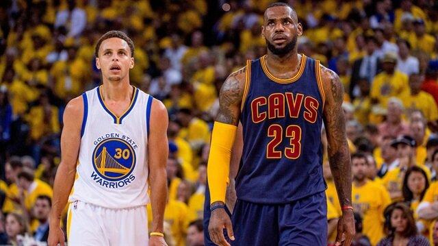 NBA All-Star maçının ilk 5'leri belli oldu.