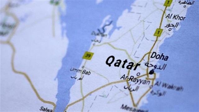 UAE omits Qatar from world map amid airspace row