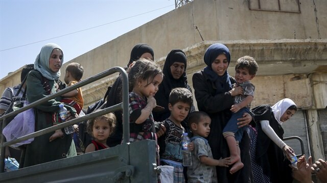 40 pct of Iraqis displaced by Daesh have returned home