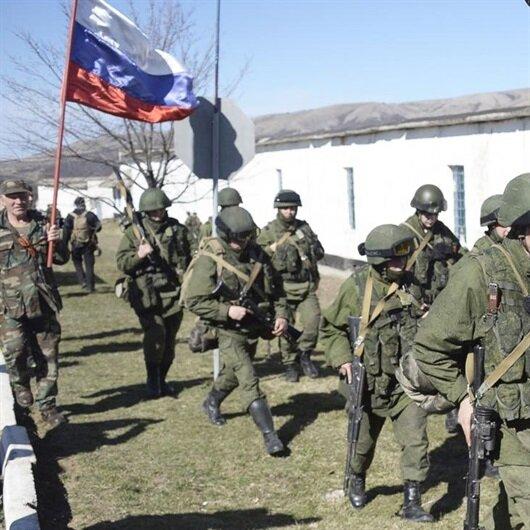 Rus askeri çekiliyor!