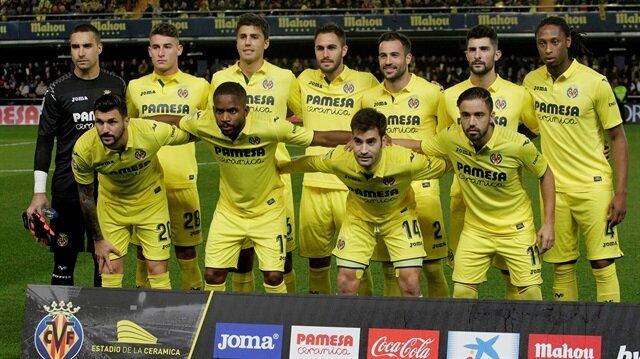 Derslik kulüp: Villarreal