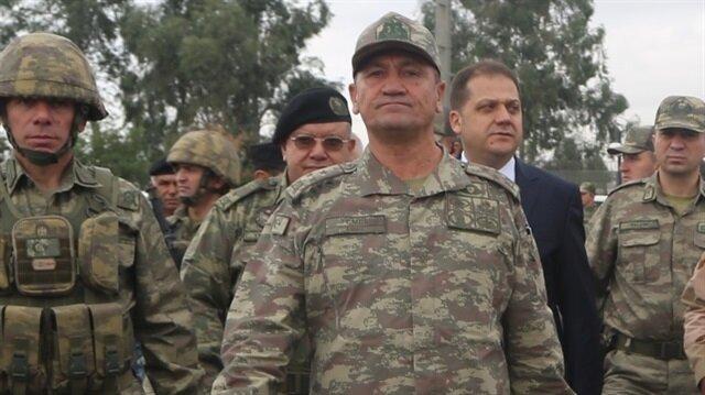 Afrin harekatını yönetecek komutan belli oldu