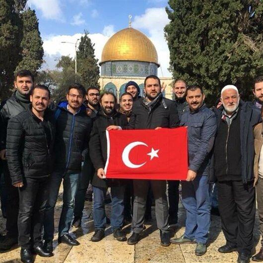 İsrail'den<br>Türklere gözaltı